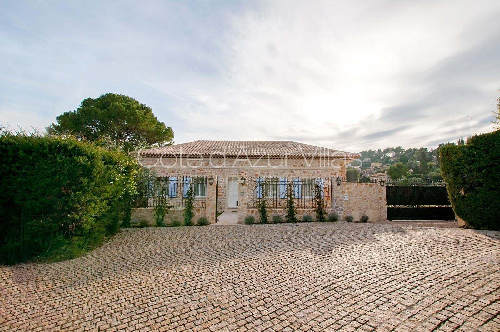 Vermietung Villa - Mougins