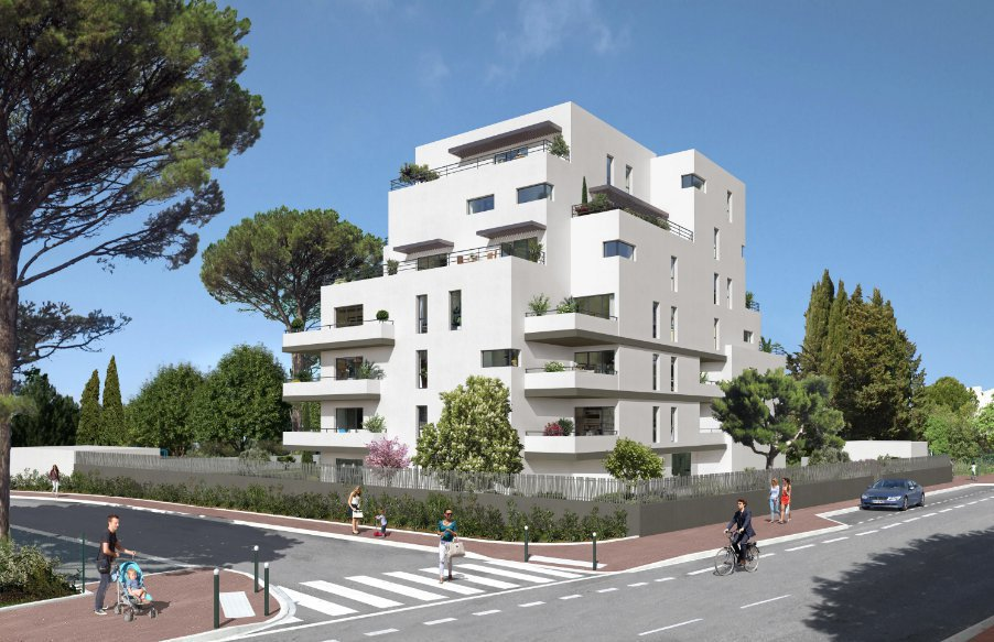 Development Apartment - Montpellier