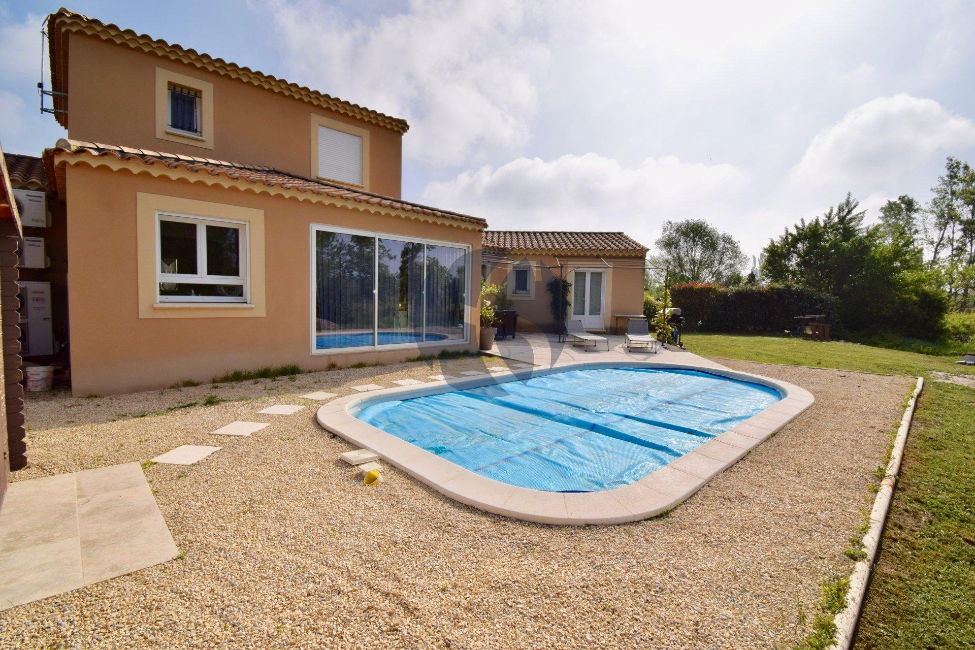 Seasonal rental House - Paradou