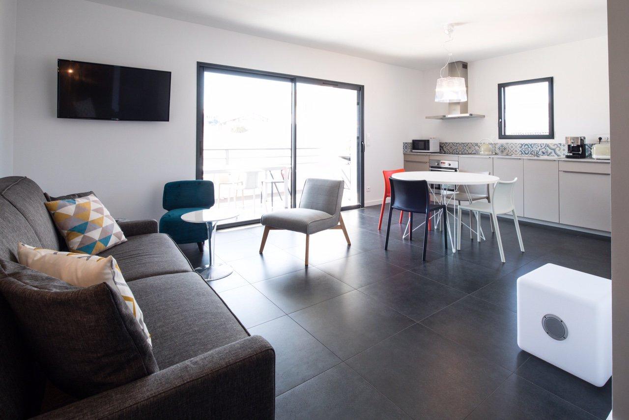 Appartement 3 pièces - Île-Rousse