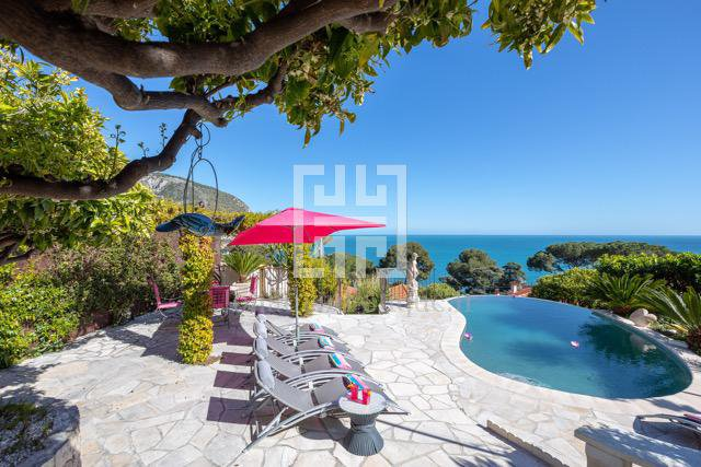 Seasonal rental Villa - Èze
