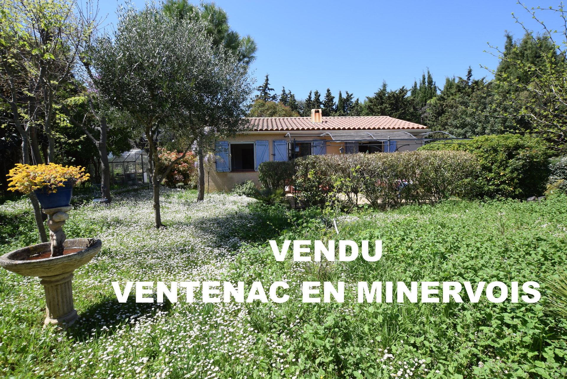 Sale House - Ventenac-en-Minervois