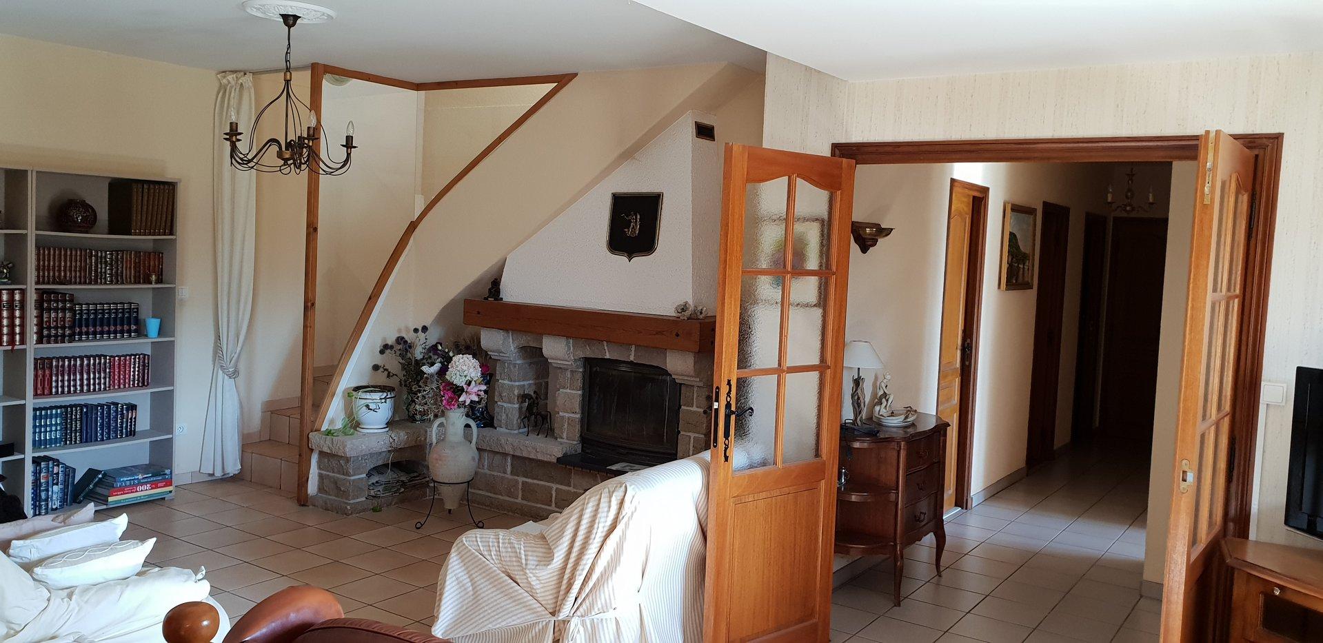 Sale House - St Germain Laprade