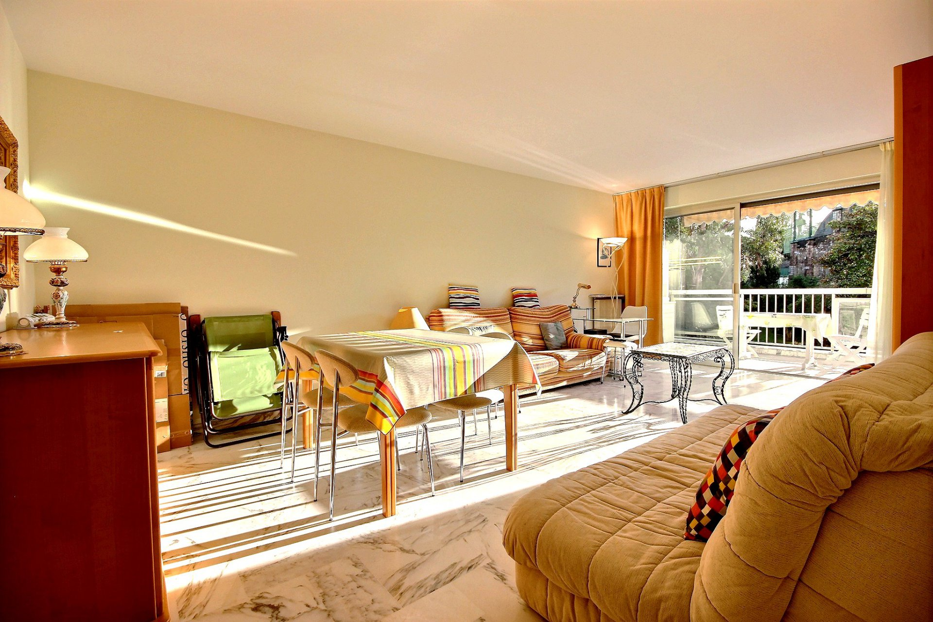 Cannes Basse Californie Appartement 2 Pièces à vendre