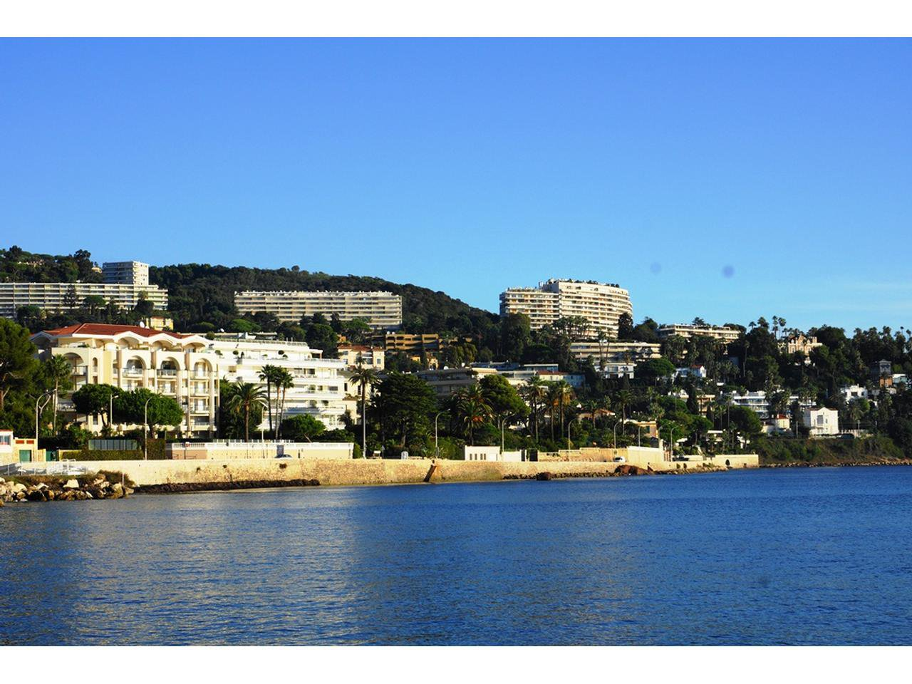 immeuble appartement à vendre Cannes Palm Beach F3