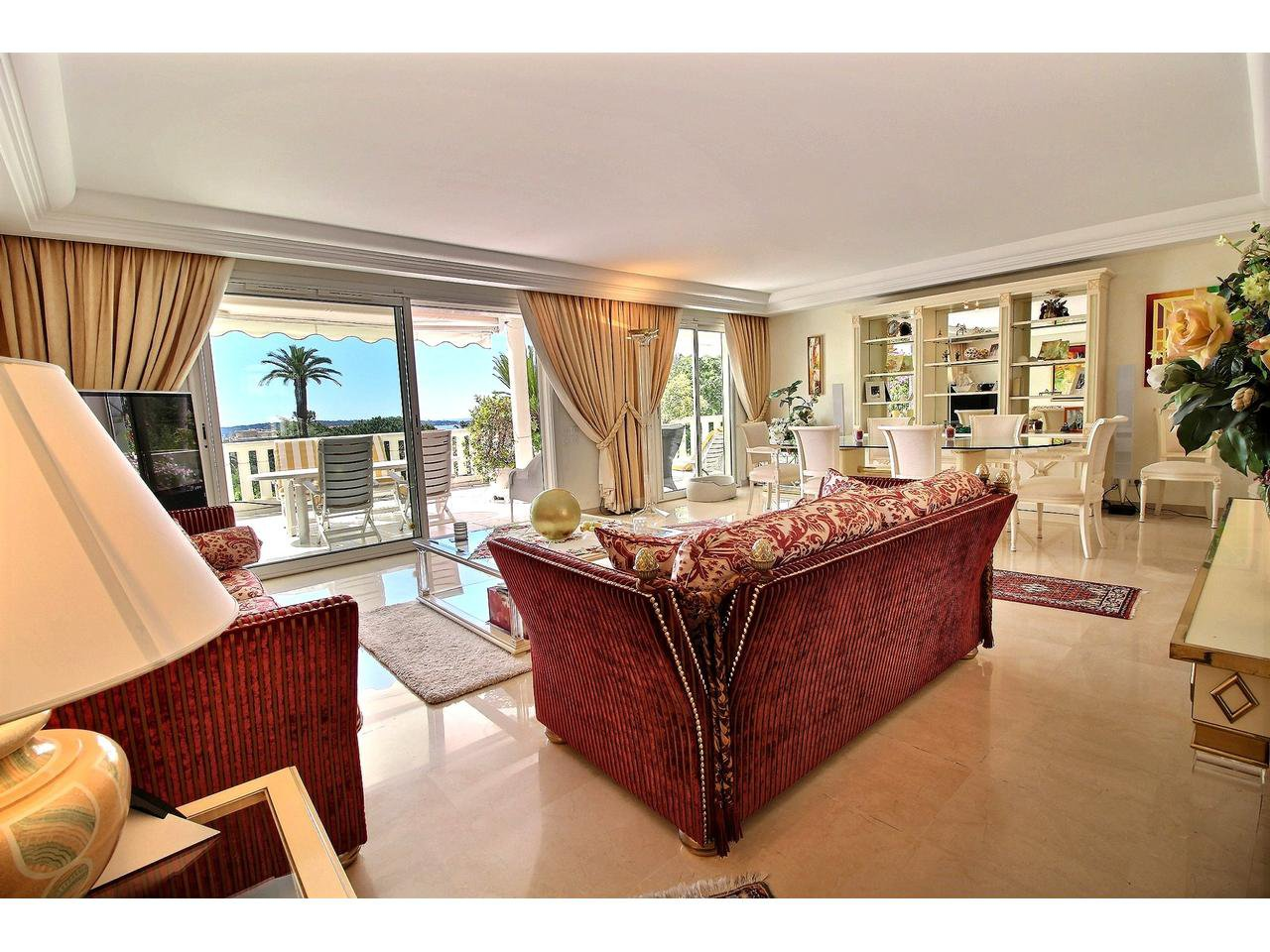 séjour Cannes Basse Californie dans résidence d'exception appartement à vendre
