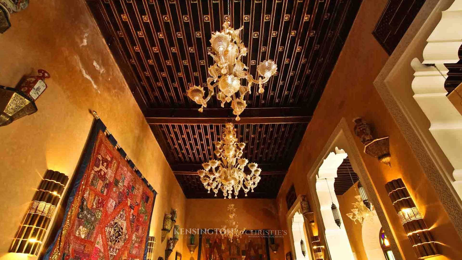 KPPM00978: Palais Annoujoum Riad Fès Maroc