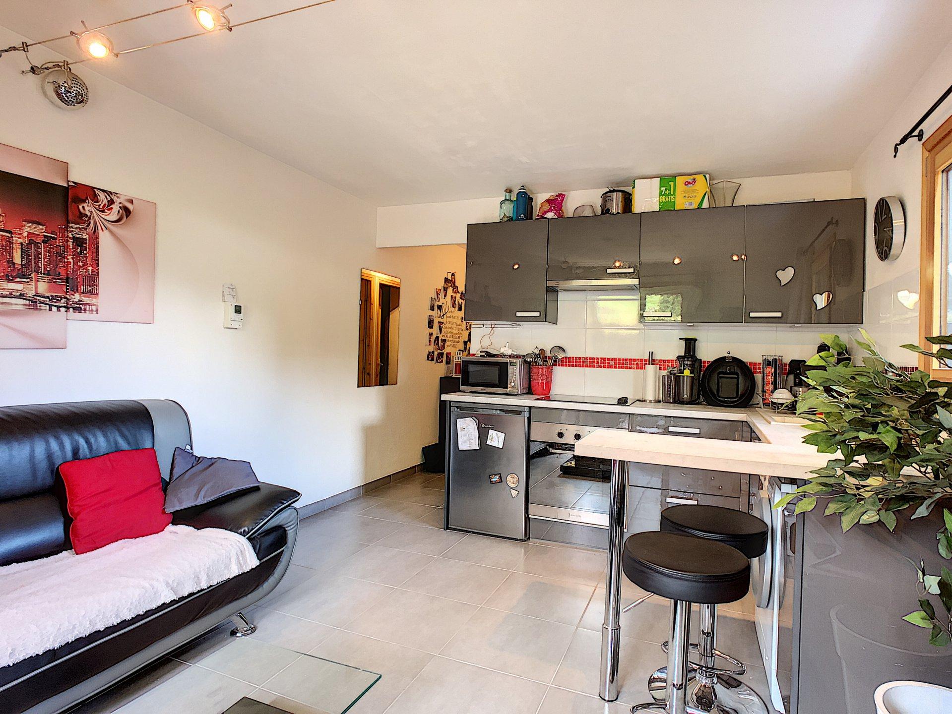 Appartamento 1 camera, Les Houches
