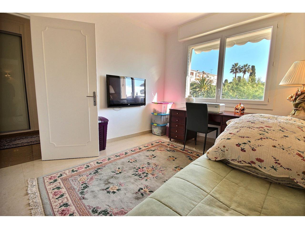 Cannes Californie Roi Albert apartment 96 m²  for sale with sea view
