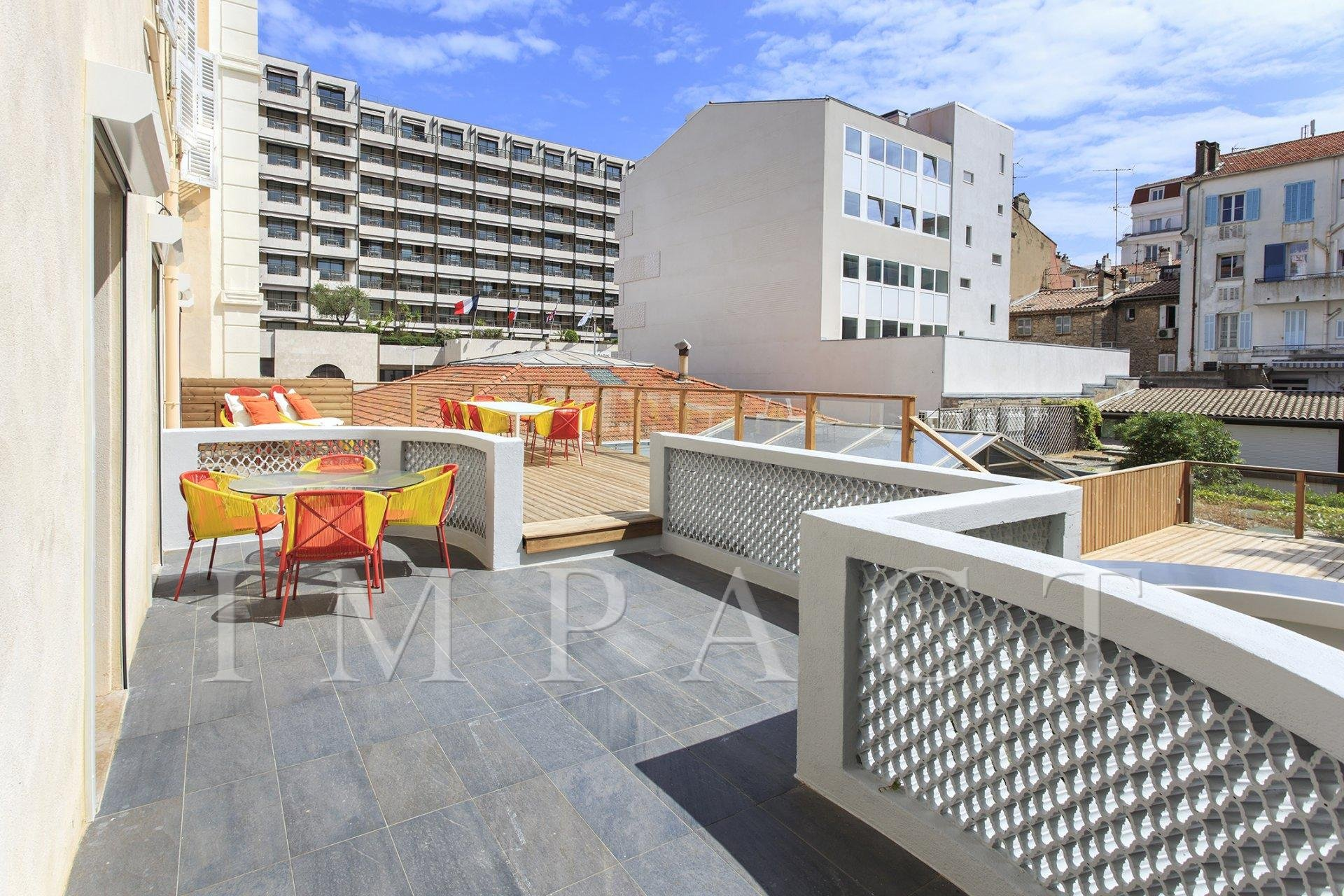 Stunning apartment to rent in the center of Cannes