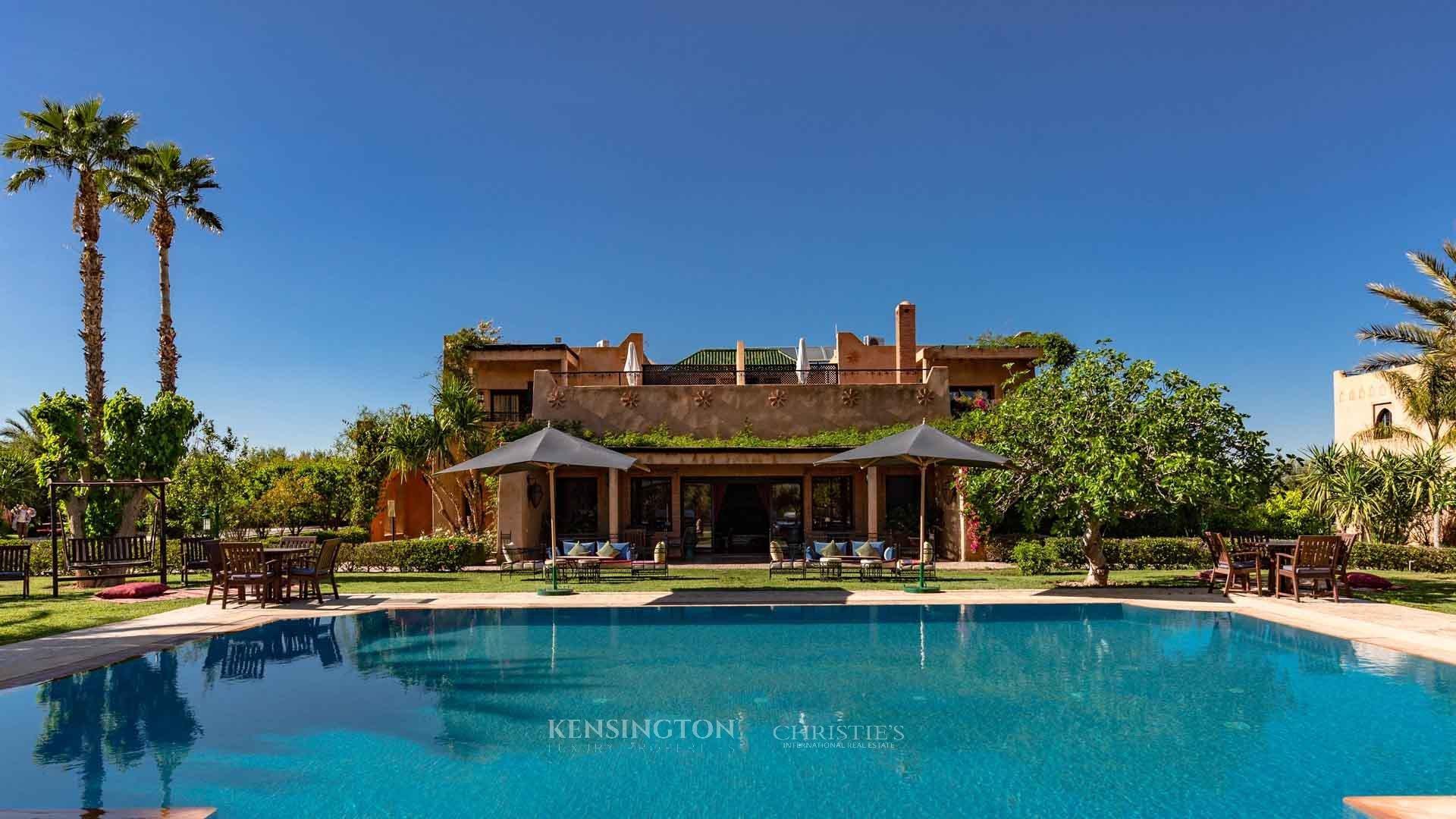 KPPM00980: Villa Diaf Luxury Villa Marrakech Morocco