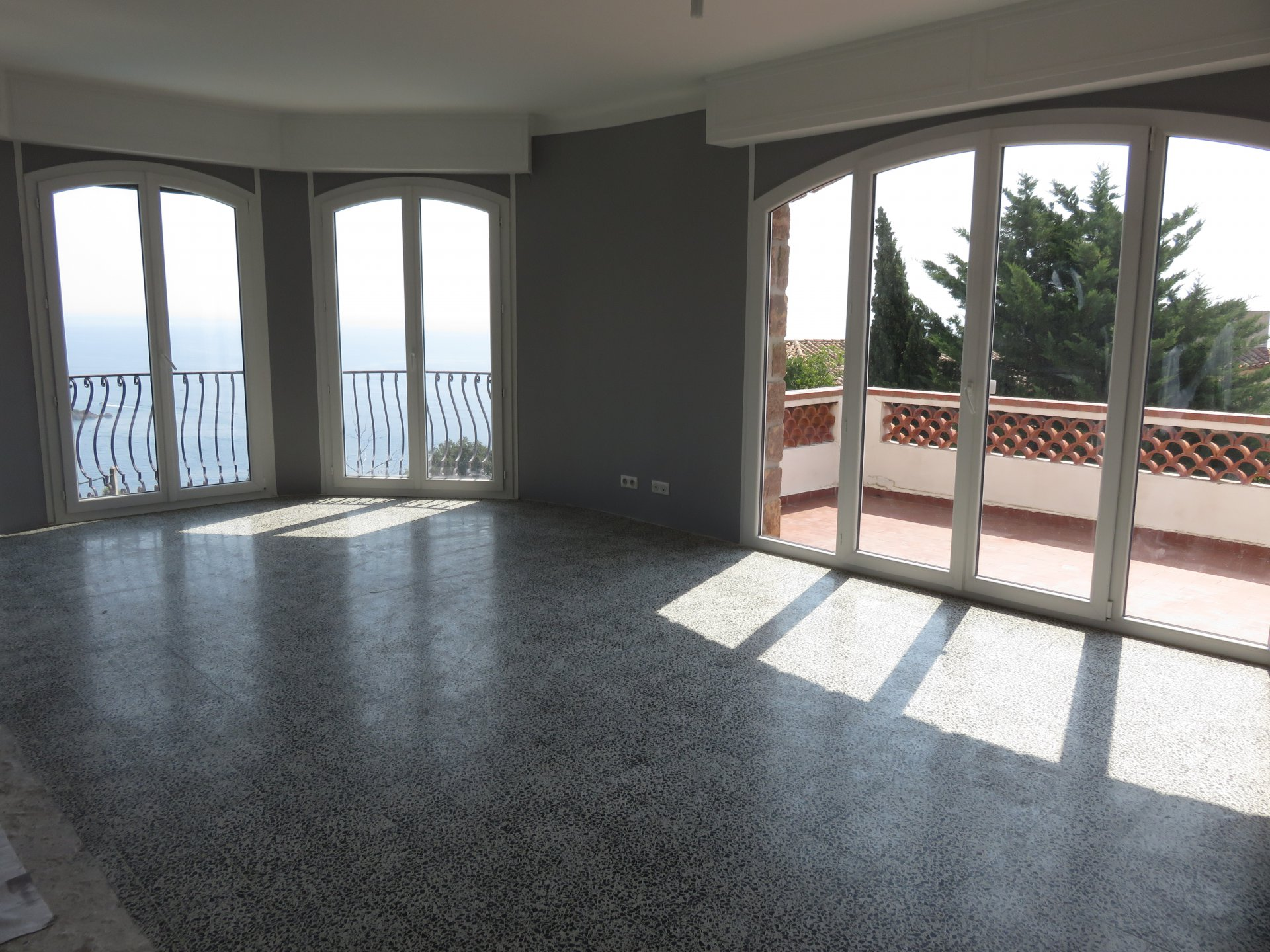 Villa 5 Zimmer Panoramablick auf das Meer