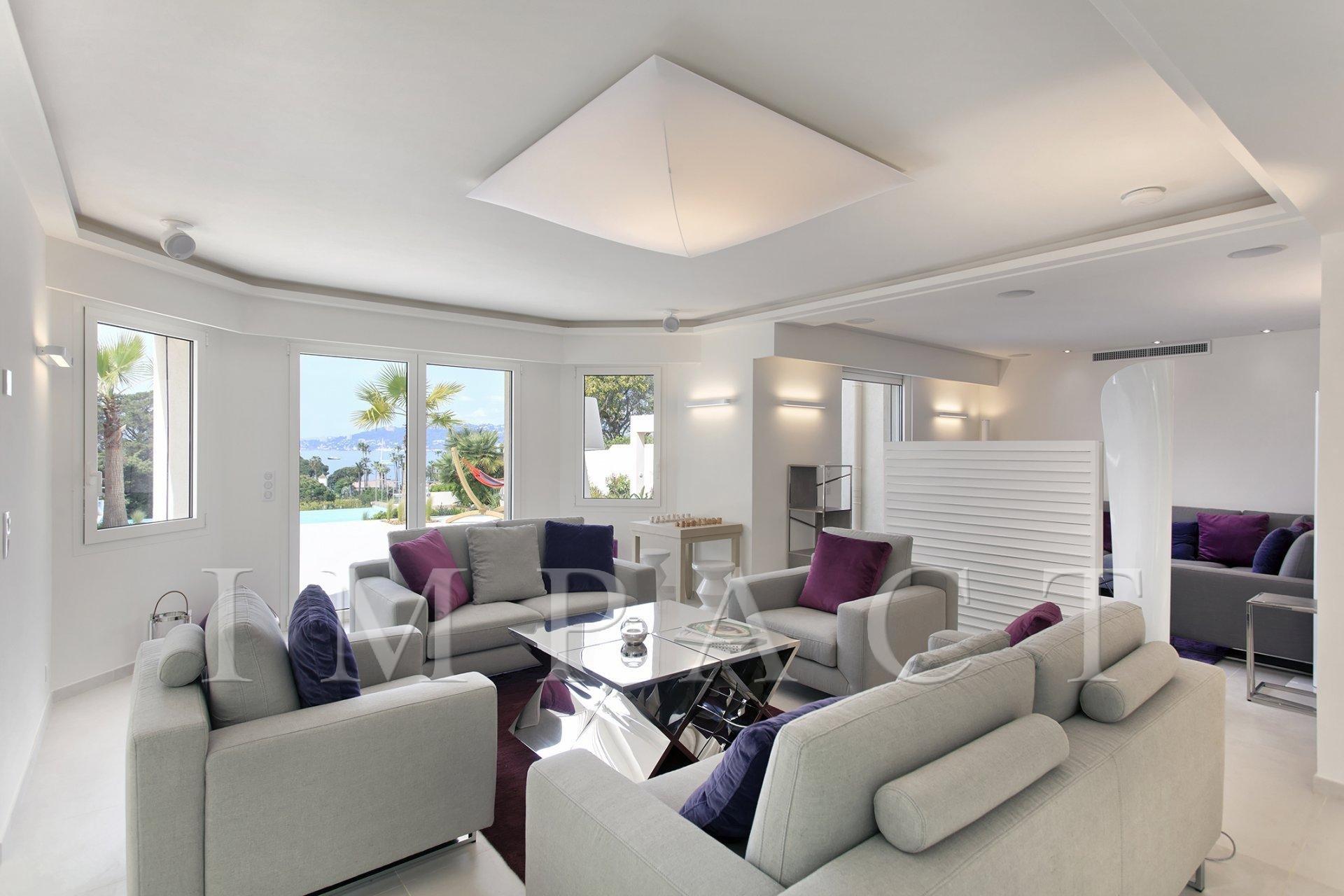 Beautiful villa to rent Cap d'Antibes