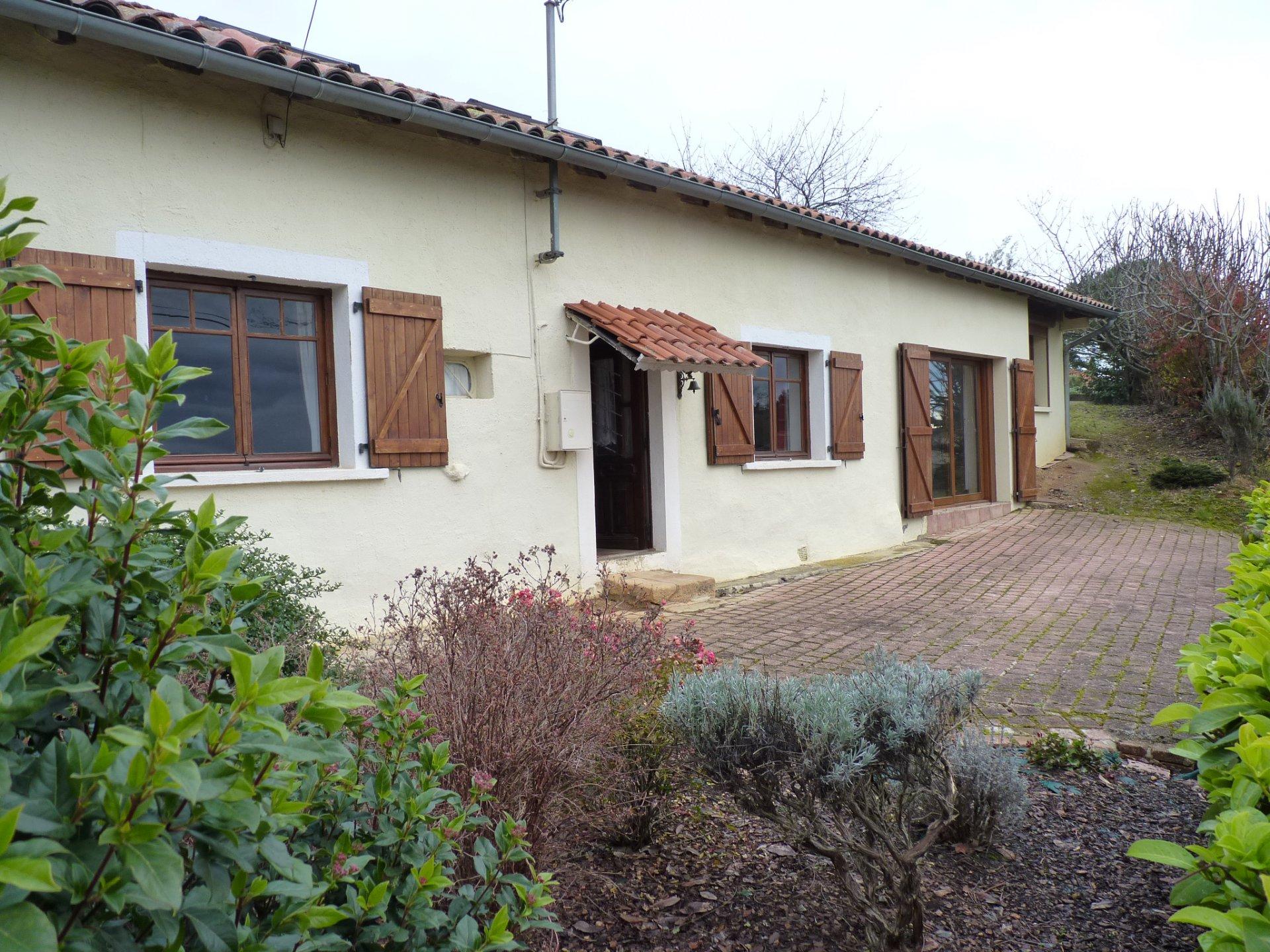 Vente Maison/Villa 6 pièces Saint-Marcet 31800