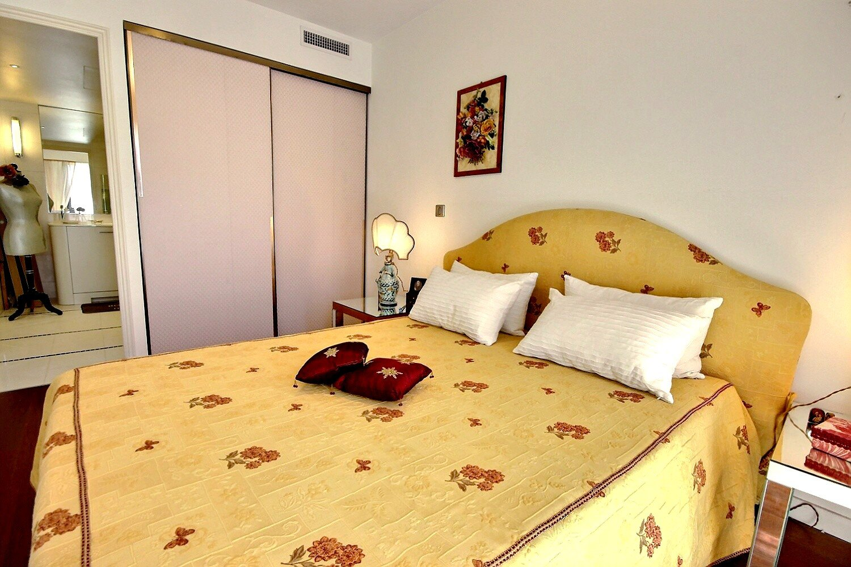 Lägenhet till salu i ett lyxigt residens i Cannes