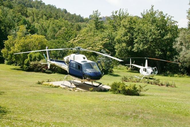 BEAUTIFUL PROPERTY WITH HELIPAD