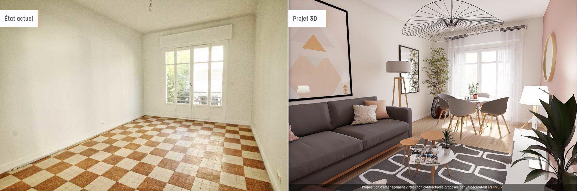 appartement, nice , cimiez, balconnet, standing