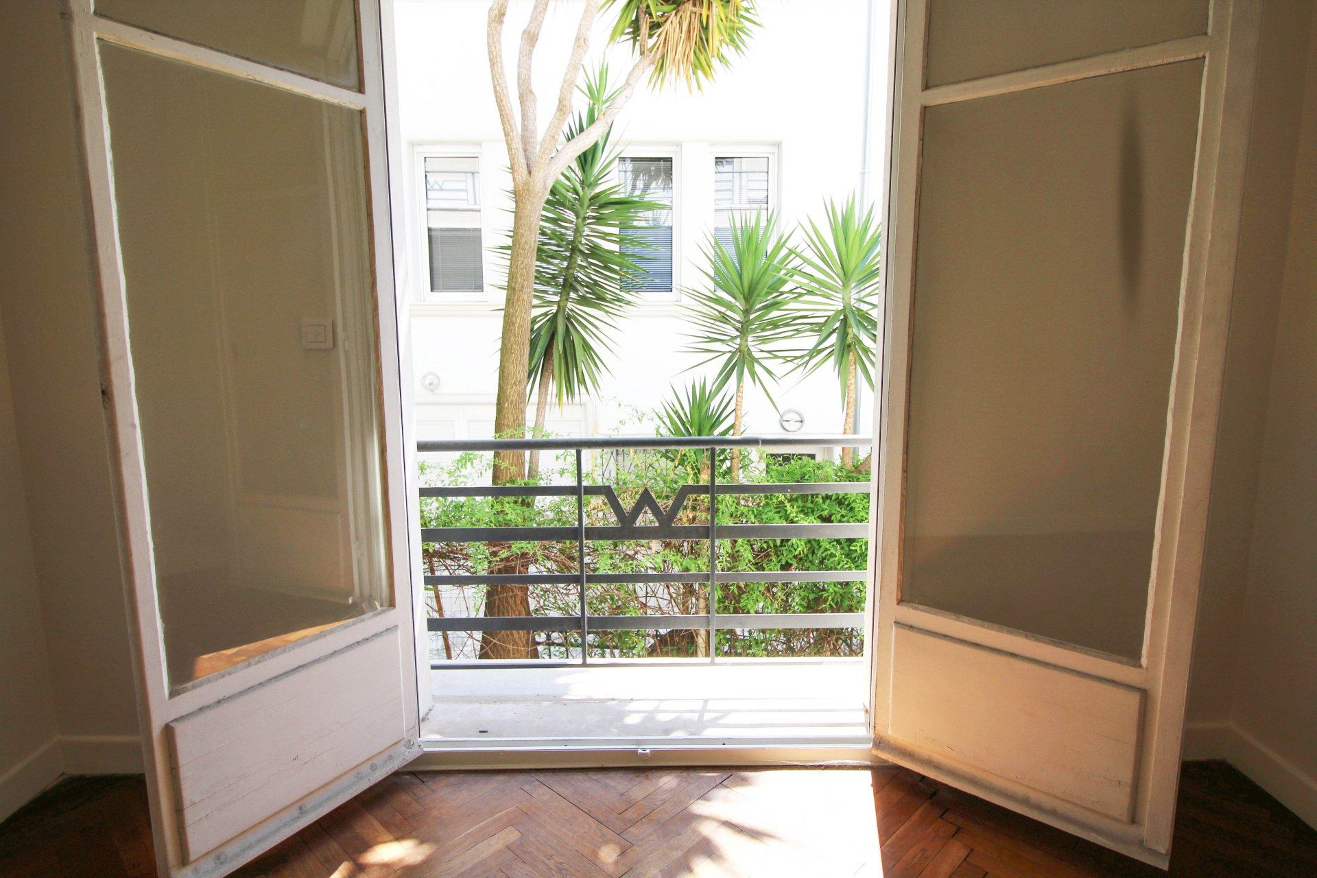 Appartement à vendre, cimiez, deux pièces, achat