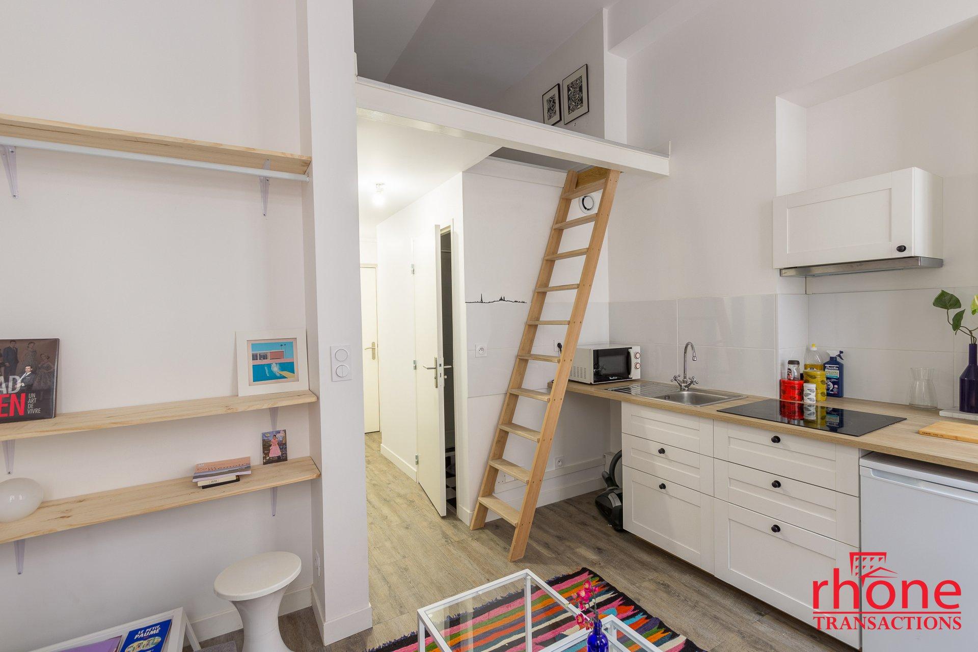Vente Appartement - Lyon 1er Pentes de la Croix-Rousse
