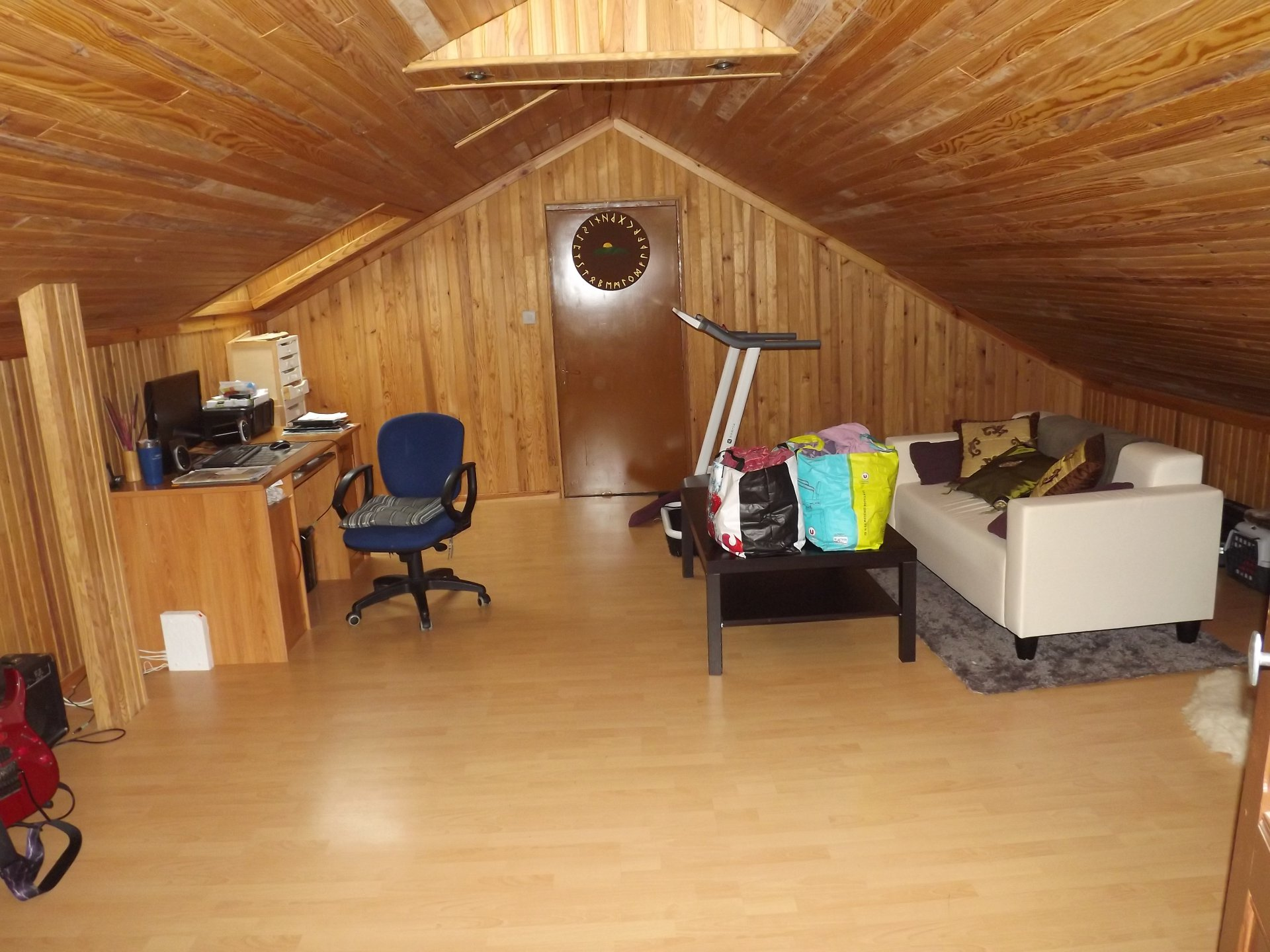 300sq.m Property including house and trading