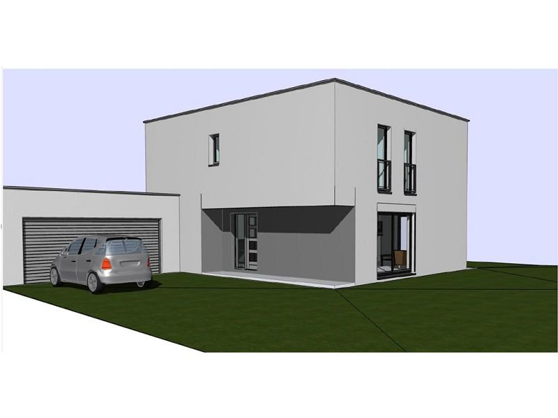 Maison Contemporaine - 127m ² - VENDU