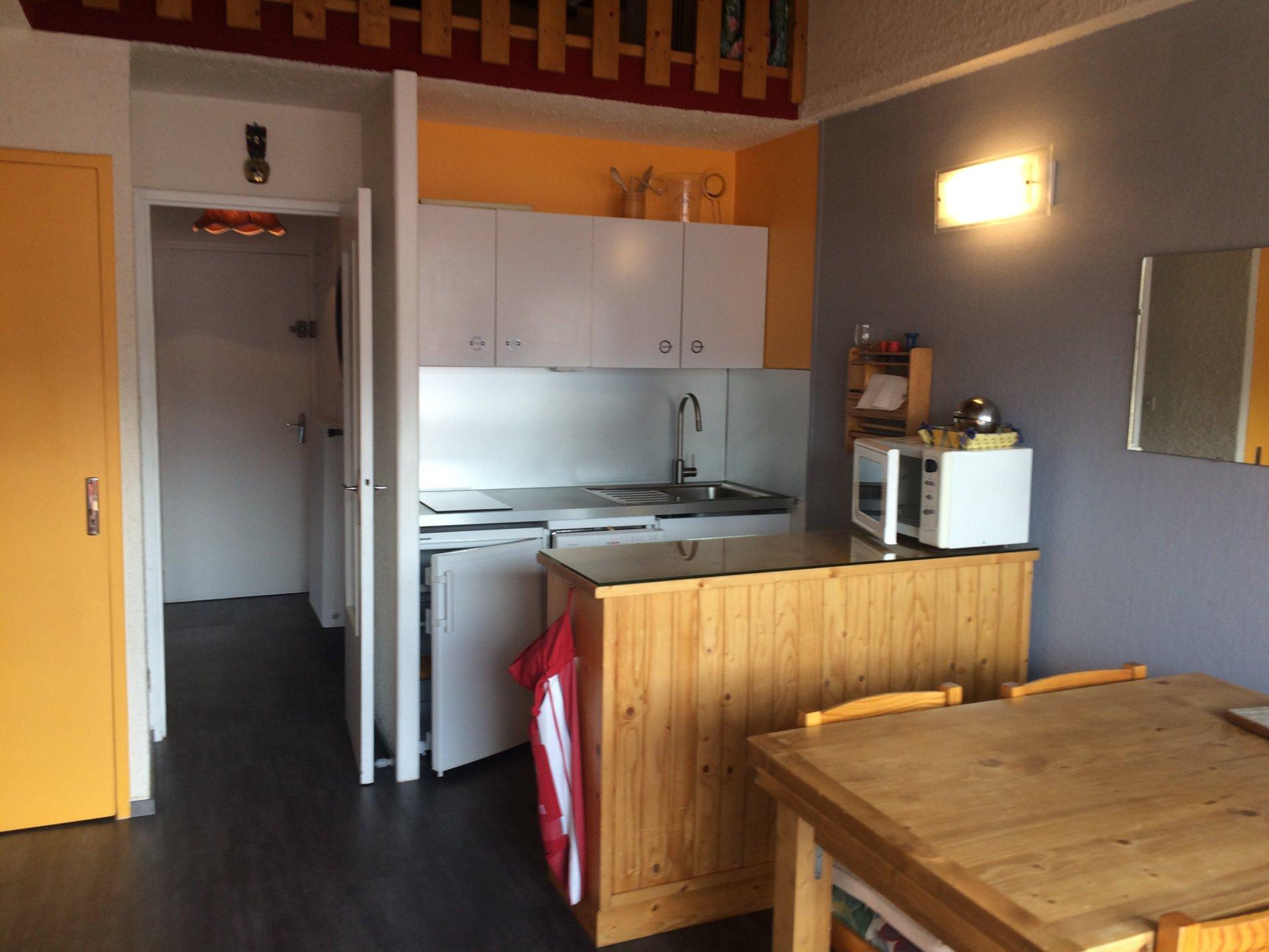 Seasonal rental Apartment - Les Deux Alpes