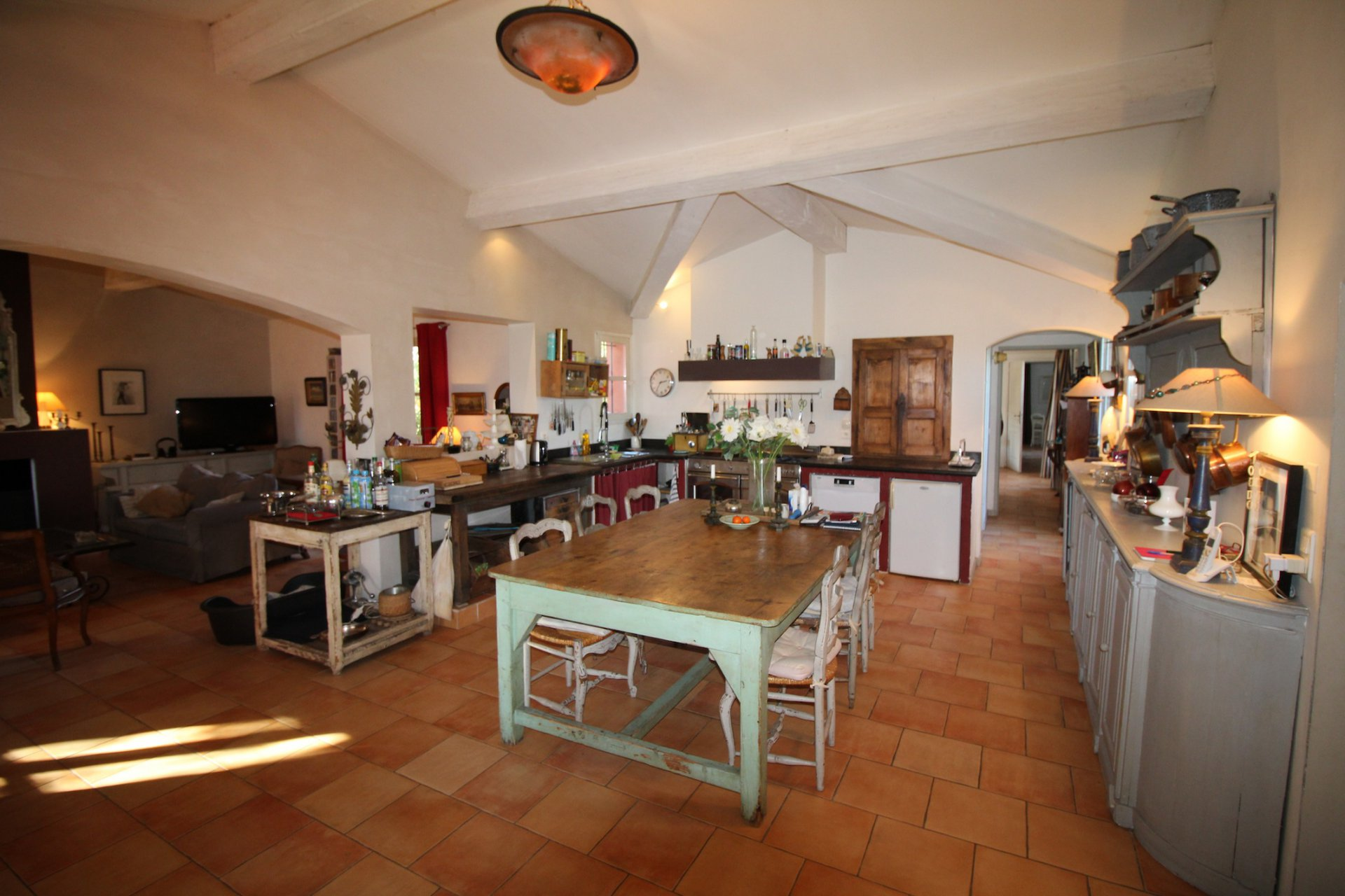 Cotignac, a charming house close to the village