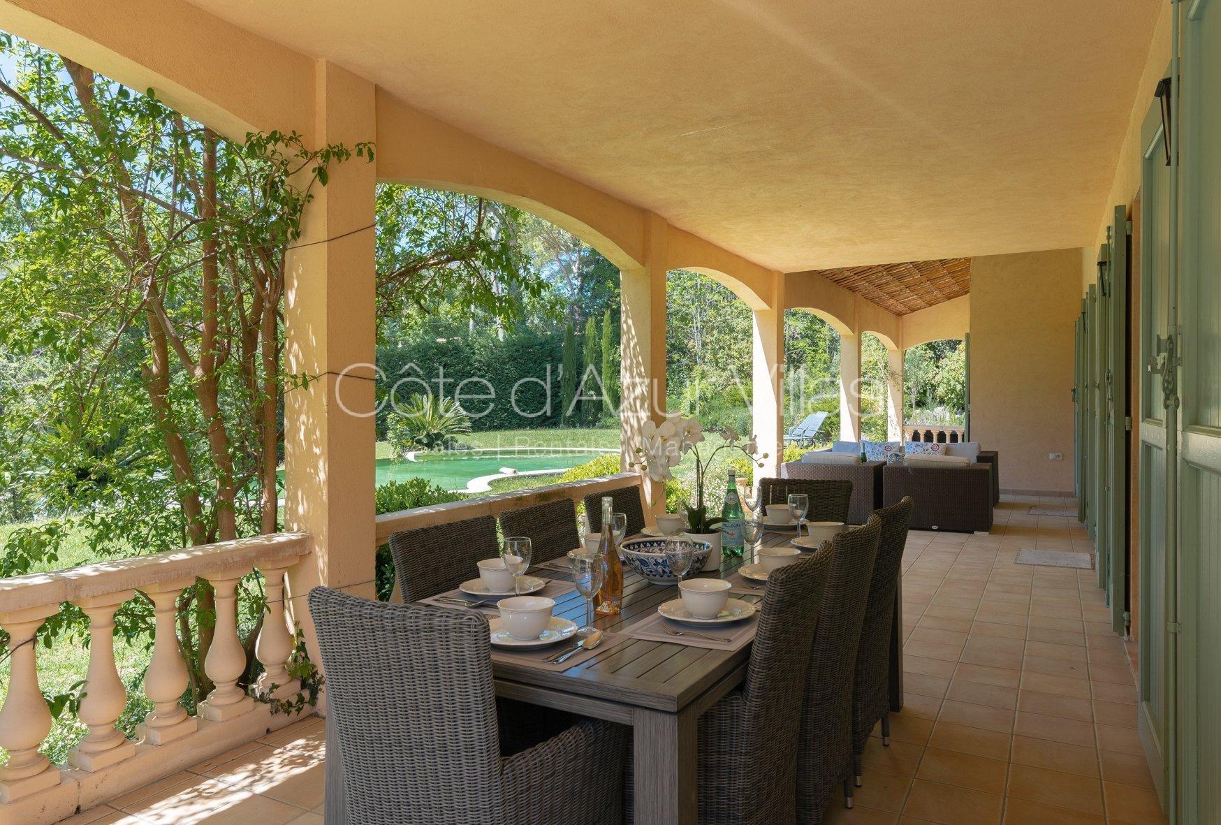 Valbonne - Villa Bougainvillea