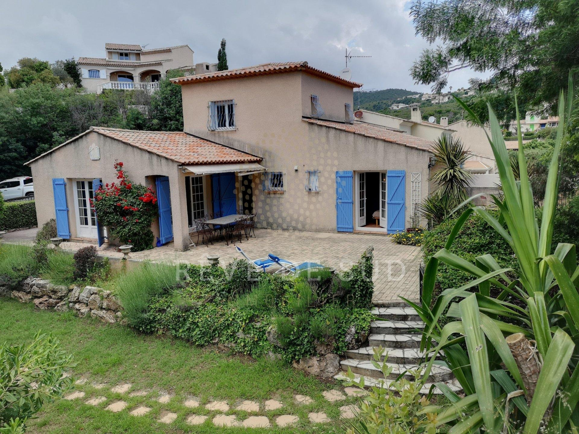 House 3 bedrooms Les Issambres