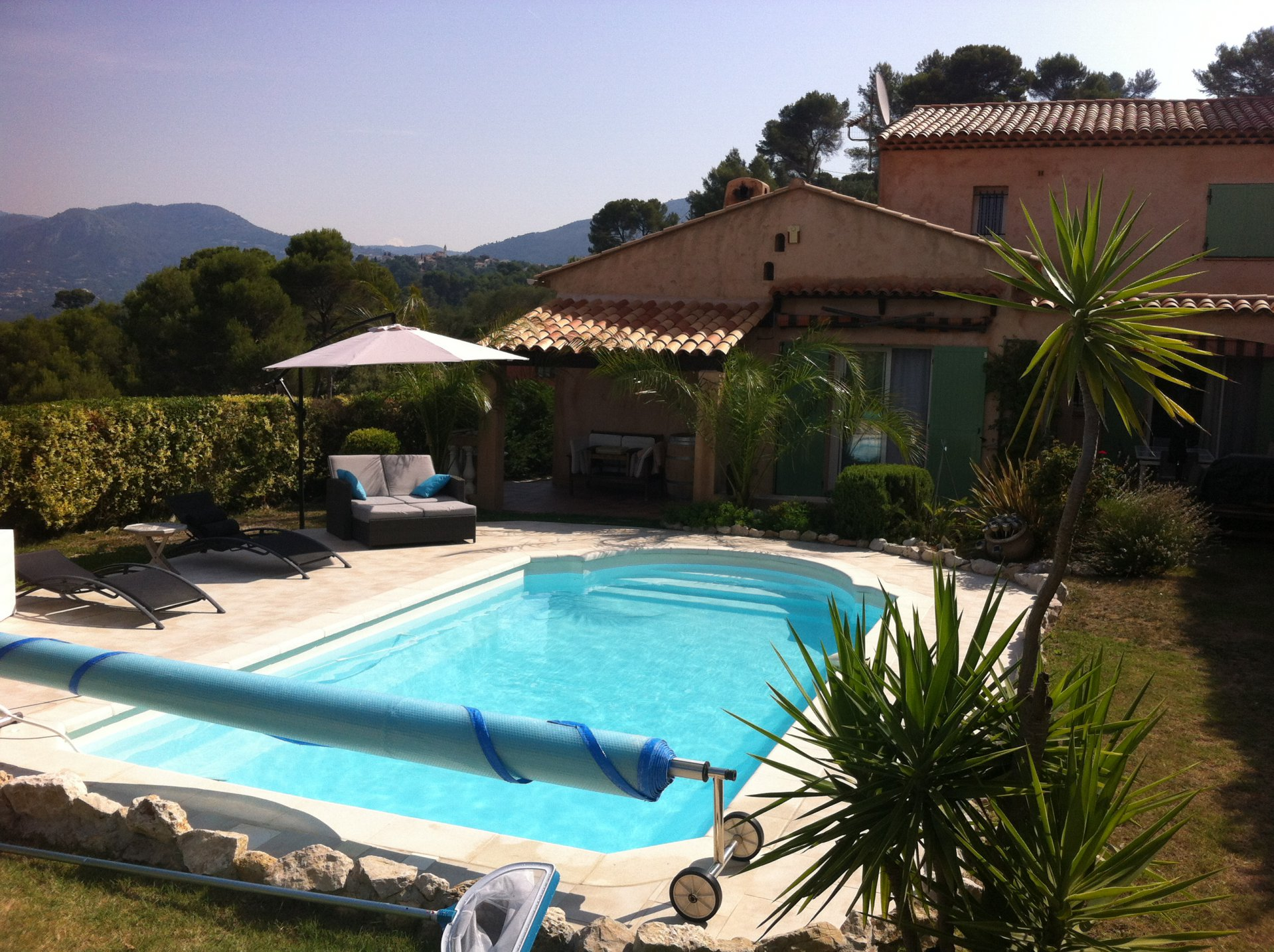 For sale Villa Saint-Roman-de-Bellet