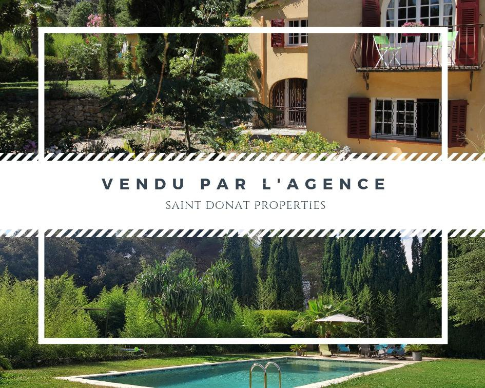 Sale Bastide - Grasse