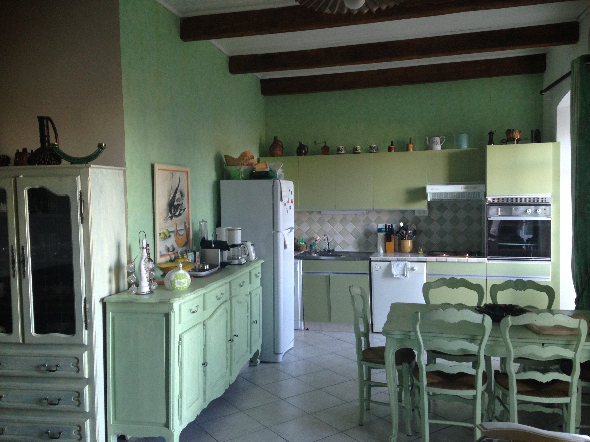 CALENZANA | APPARTEMENT ANCIEN RENOVE - T4 | 90 m2