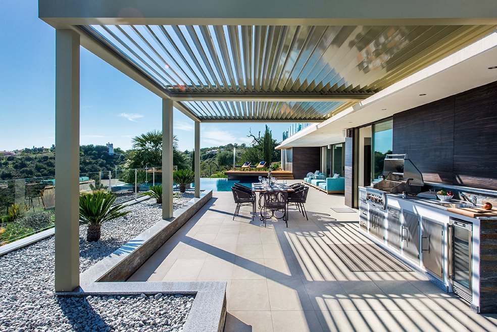 5 minutes de Vilamoura, villa située sur les hauteurs de Vilamoura
