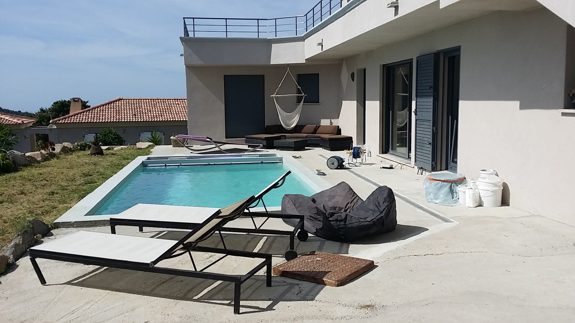 Seasonal rental Villa - Calenzana