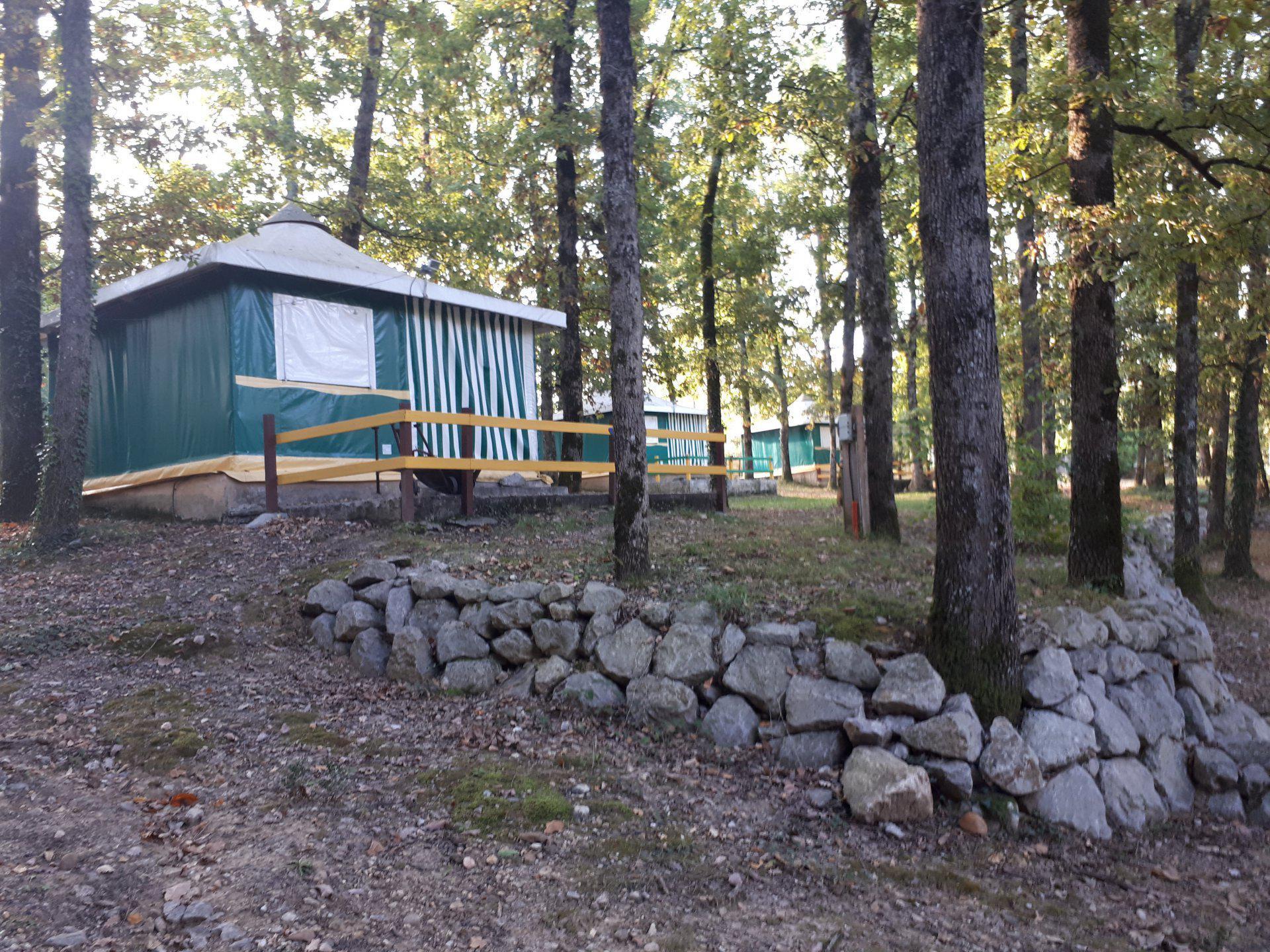 Camping 2 étoiles