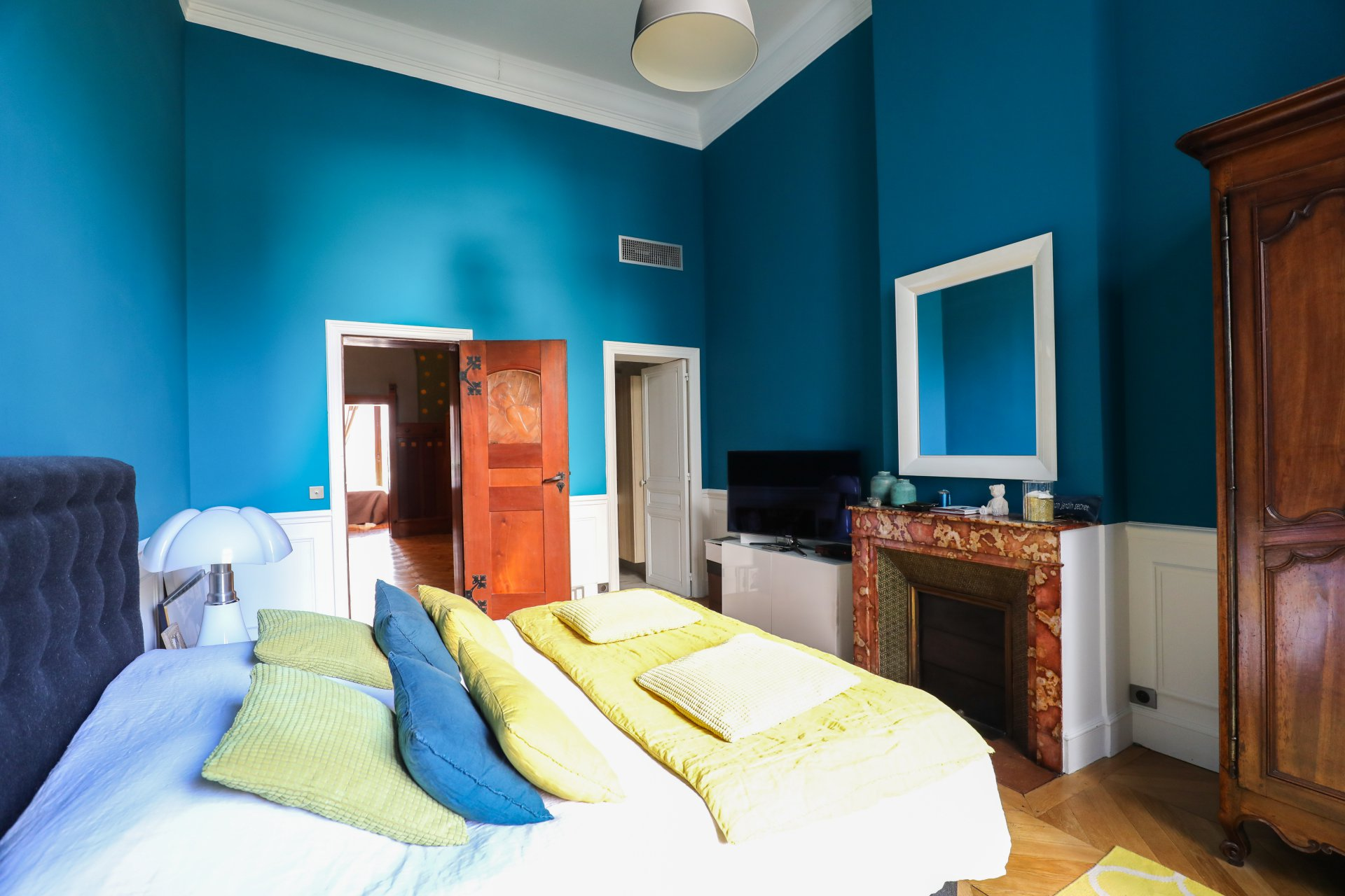 LES BEAUX ARTS Appartement 260m2 PERRIER Marseille