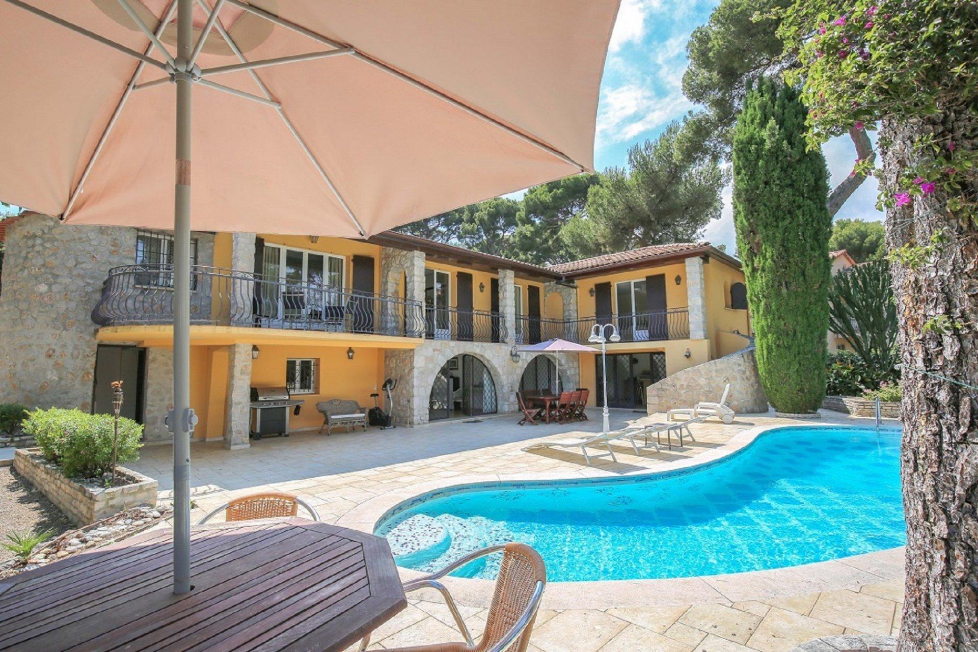 Villa a Roquebrune Cap Martin