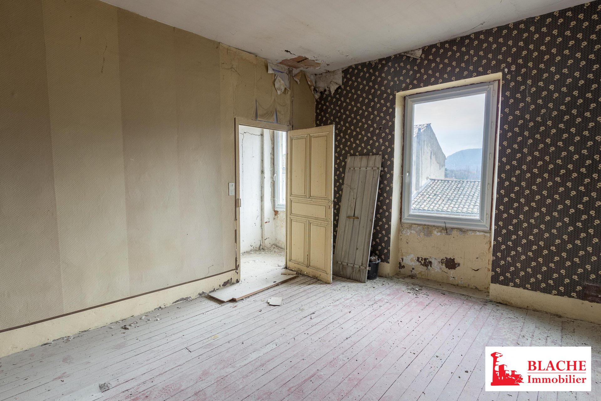 Vente Immeuble - La Bégude-de-Mazenc