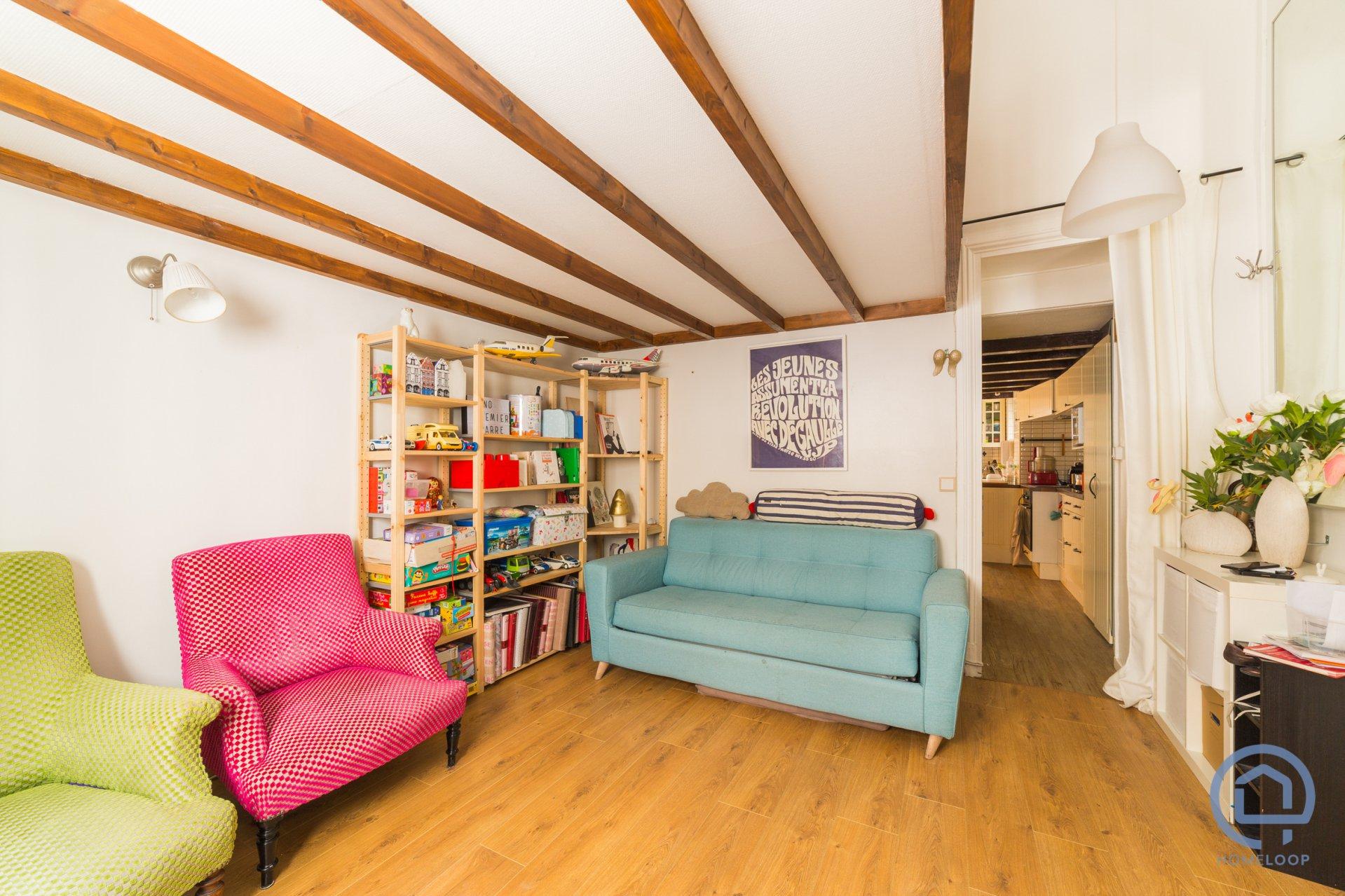 Appartement duplex T3