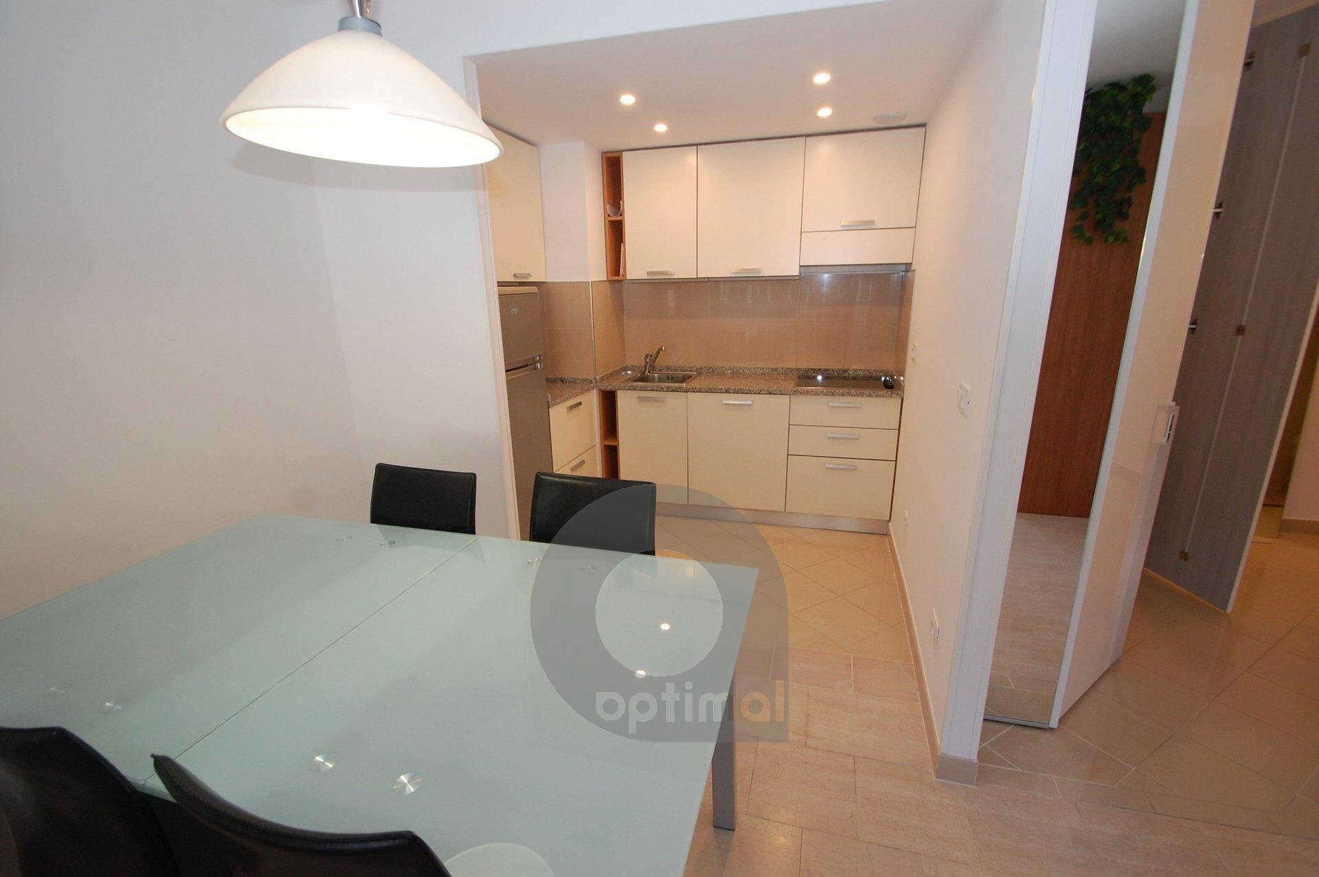 Beautiful 2rooms apartment with pool, terrace and private parking