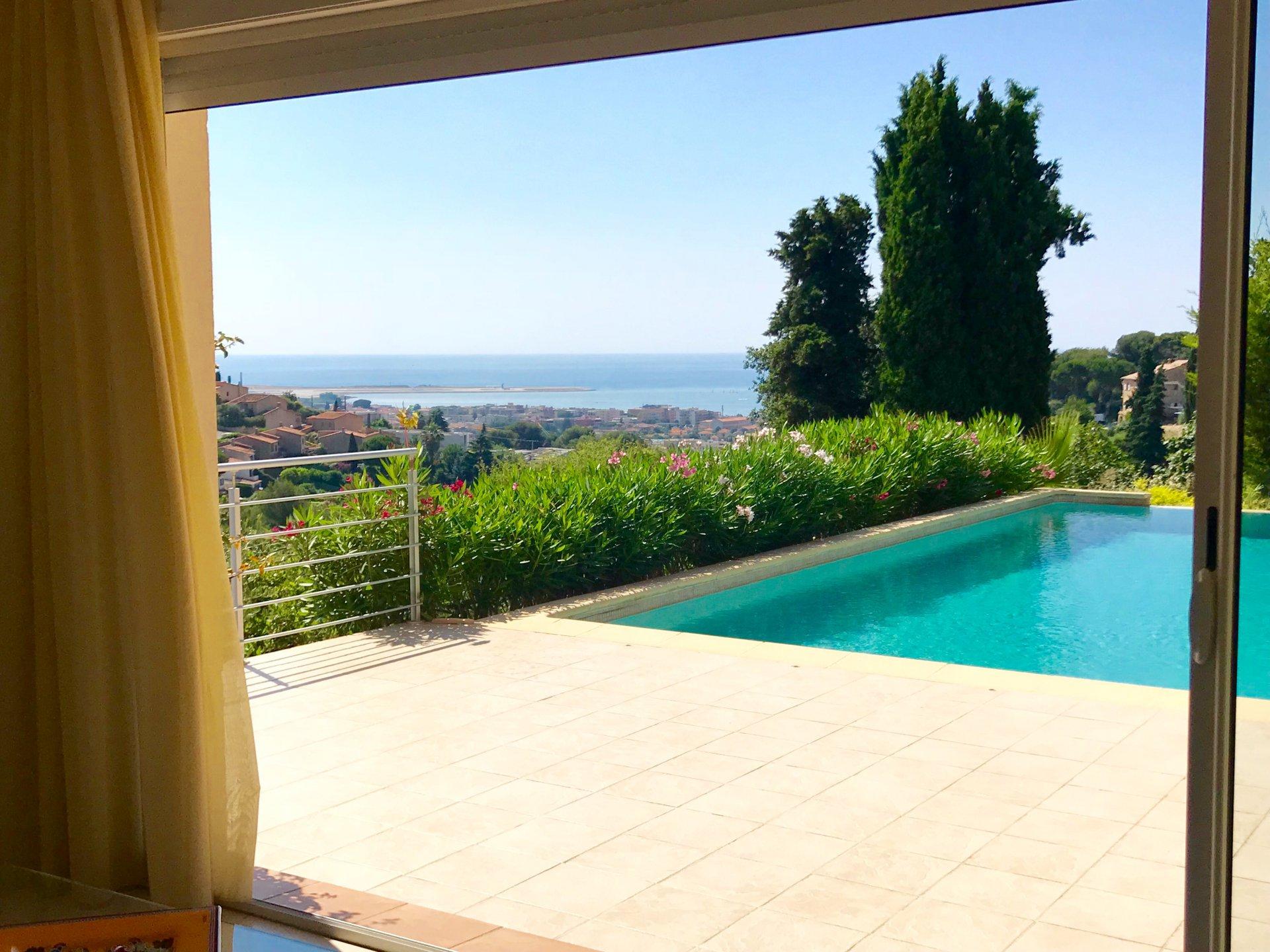 Villa 7P - 200m2 Cagnes sur Mer - GROS BUAUX (06800)