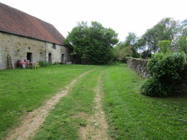 Te koop Bourgogne  Nièvre 58 grote bewoonbare schuur