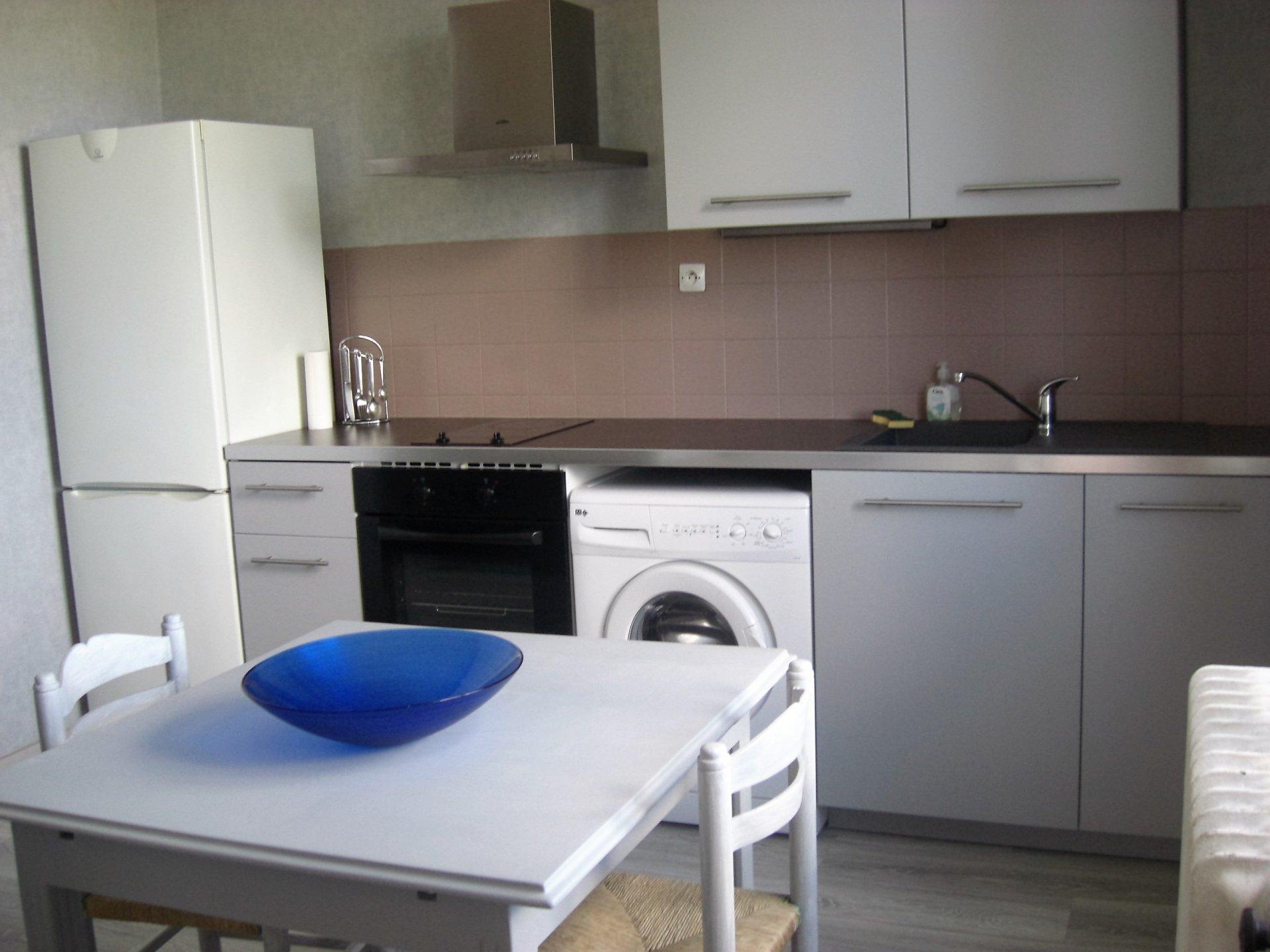 Appartement T1 bis meublé