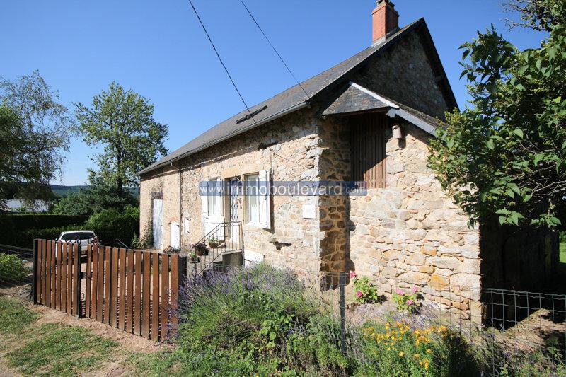 Maison de campagne à vendre proche Arleuf, Morvan, Bourgogne