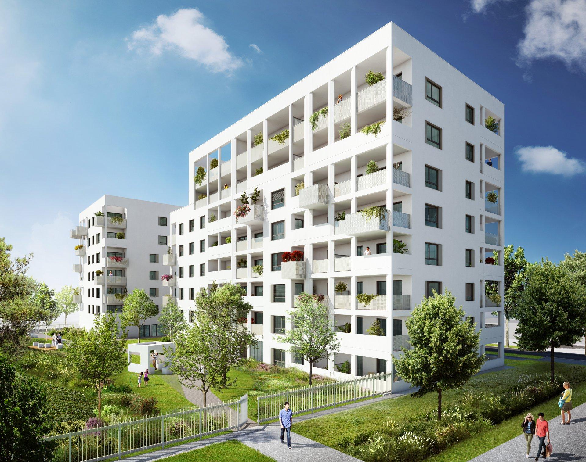 Programme Immeuble - Villeurbanne