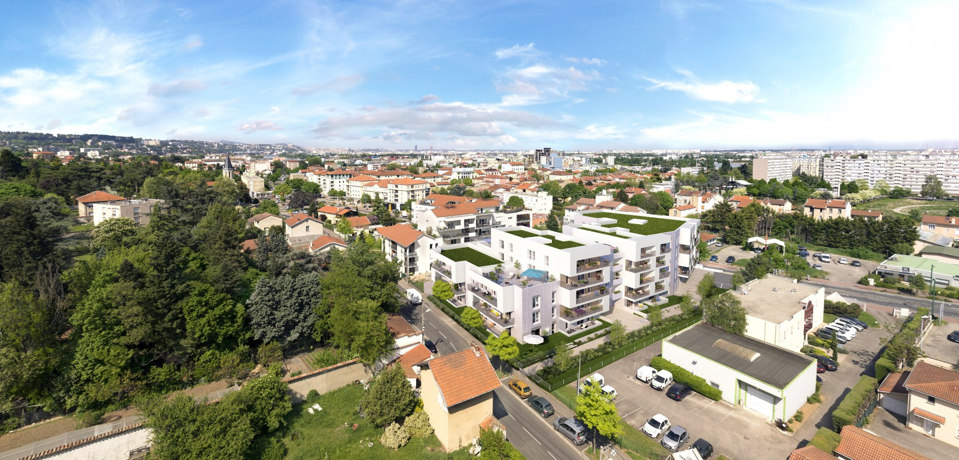 Programme Immeuble - Pierre-Bénite