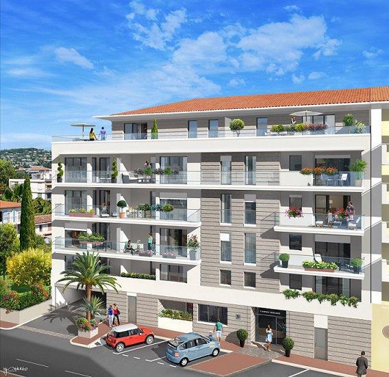 CANNES - Prôvence-Alpes-Côte d'azur - vente appartement neuf - Proche plage