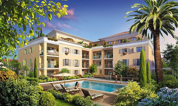 CANNES - French Riviera - 3 bed Apartment near beaches and Croisette
