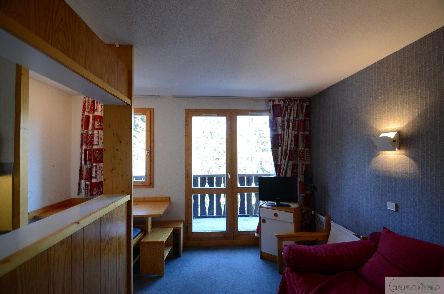 Appartement T2 + cabine