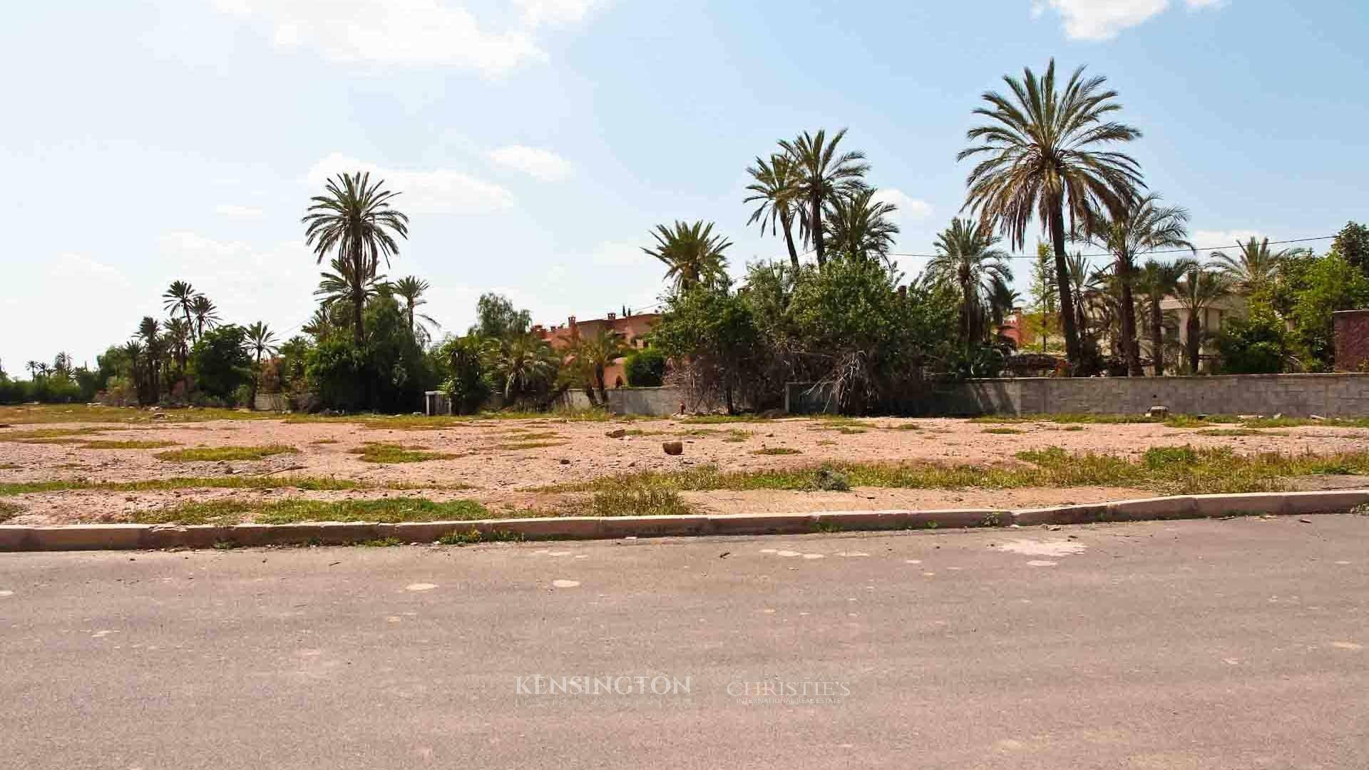 KPPM00990: Building Land Acamar Building land Marrakech Morocco